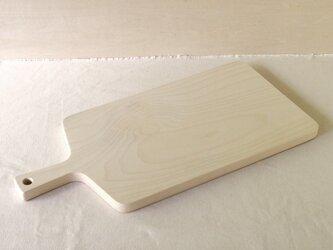 銀杏のカッティングボード Lの画像