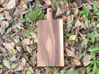 CuttingBoard(O)モンキーポッド材の画像