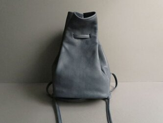 backpack (navy)の画像