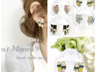 mix swaro *ear accessory*の画像