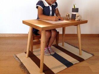 子供のお絵かき机 DIYより本物を☆ I15-S11-サクラの画像