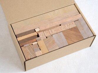 木切れ30ピースセットの画像