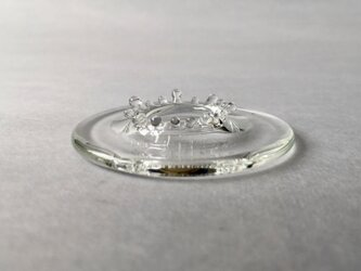 sizeS -Water crown- Art object 水冠の画像