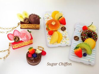 【予約済み】s様専用♡iPhone6ハードケース・チャーム等5品の画像