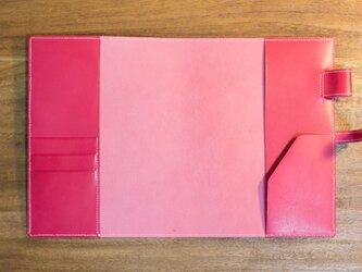 【オプション】ほぼ日手帳カズンカバーのポケットの画像