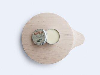 木材保護材 オーガニック油脂・蜜蝋配合 - Loops Wood Butter (50g)の画像