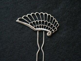 銀のかんざし 翼の画像