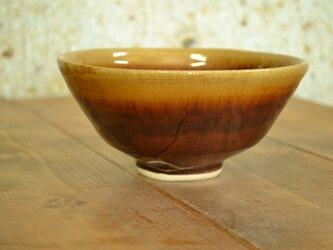 飴釉碗の画像