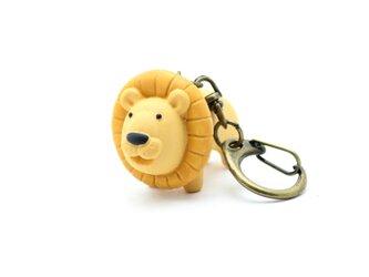 ライオン キーホルダーの画像