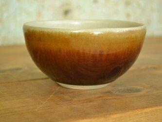 飴釉ボール小鉢の画像