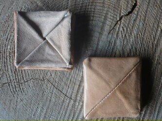 折り紙コインケースの画像