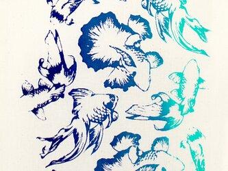 mybag blueの画像