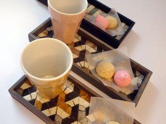 茶流 SALUT  Smart Tray:3個セットの画像