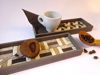 茶流 SALUT  Smart Tray:2個セットの画像