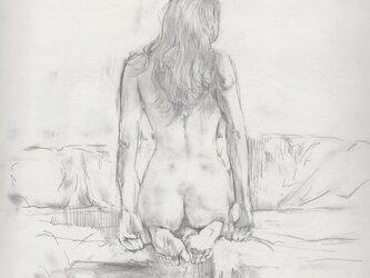 Erotic Art Nude #2 by Katsu Aokiの画像