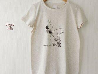 サーカスくまさんTシャツの画像