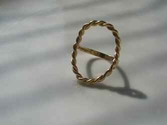 ring ovalの画像