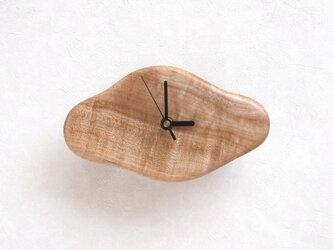 浮雲掛け時計の画像