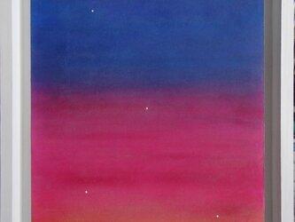 アート・オブジェ「夕空」の画像
