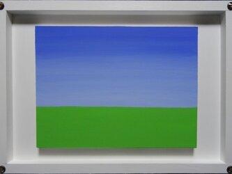 アート・オブジェ「草原」の画像