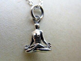 Yoga Pendant ☆蓮華座(パドマアーサナ)の画像