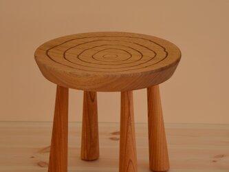 KIRIKABU(スツール)子供椅子の画像
