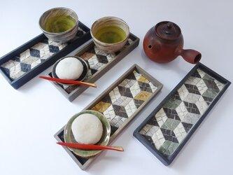 茶流 Smart Tray [Cubes ]4個setの画像