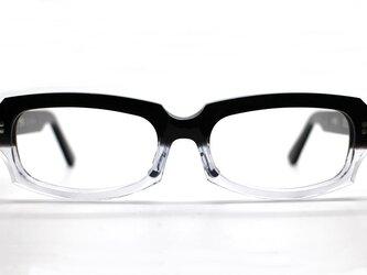 手造りセルロイド眼鏡049-BⅡBの画像