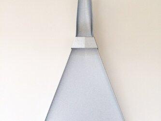 sankaku dastpan silver 三角チリトリの画像