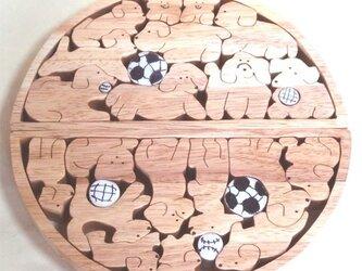 ドックラン円型の画像
