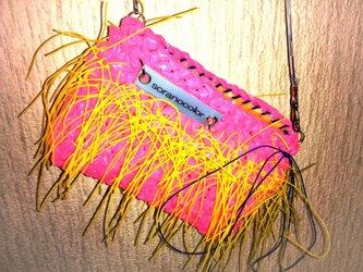 plastic hair accessory porch #1の画像