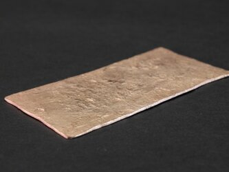 【送料180円】銅の表札プレート (No.ni)の画像