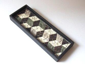 茶流 Smart Tray [Cubes ] greenの画像