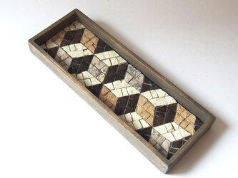 茶流 Smart Tray [Cubes ] mocaの画像