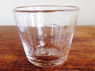 泡もようフリーカップの画像