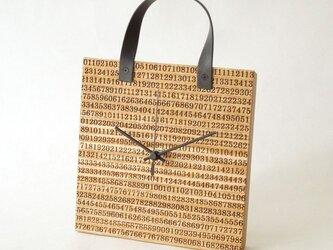 clock54 | number (タモ・HB type)の画像