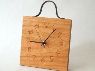 clock54 | free hand(チェリー・HB typeの画像