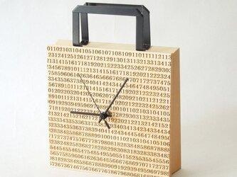 clock54 | number (メープル・SB type)の画像