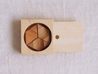 箸置き 六角の画像