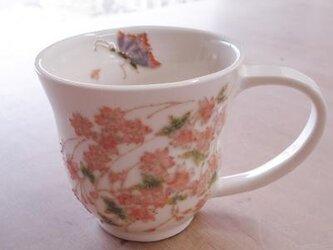 花の器 マグカップ桜の画像