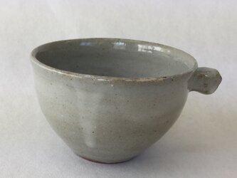 粉引湯碗の画像