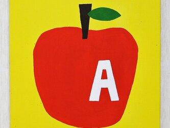 リンゴ(Apple) F8サイズ絵画の画像