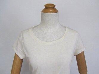 サイズF ママ フレンチスリーブ Tシャツ お試し価格の画像