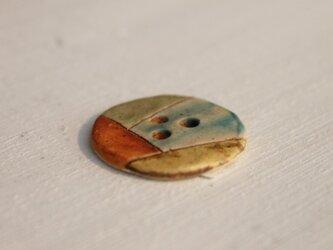 陶器のかわいいボタン 1の画像