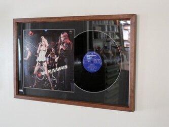 レコードフレーム(ディスク)の画像