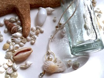 【monokli】SEA ANGEL~海の天使のネックレス~の画像
