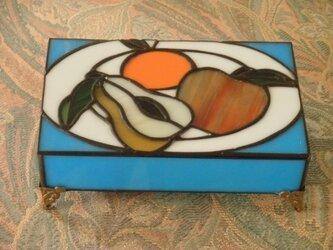 オルゴール「果物」の画像