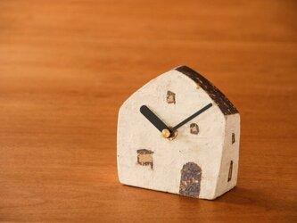 地中海の家の置時計の画像