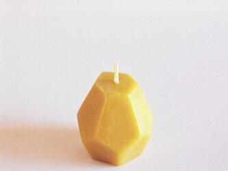 蜜蝋キャンドル K.U(polyhedron)の画像