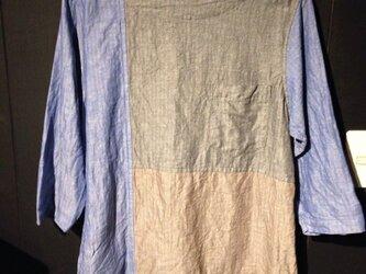 プルオーバーシャツの画像